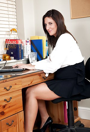 Mature in Office Photos