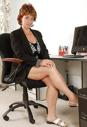 Mature Secretary Photos