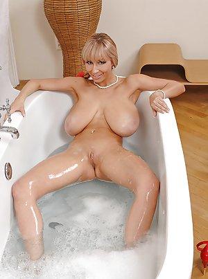 Mature in Bath Photos
