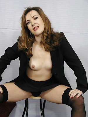 Mature Stockings Photos