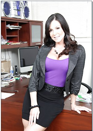 Mature Secretary Photos