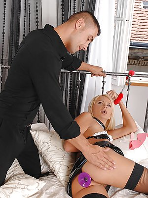 Mature BDSM Photos
