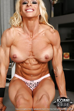 Mature Bodybuilder Photos