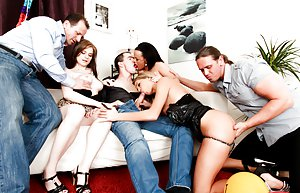 Mature Club Party Photos