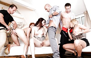 Mature Groupsex Photos