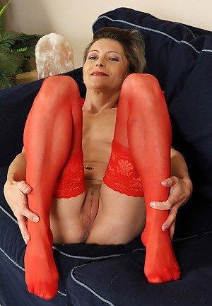 Mature Sexy Legs Photos
