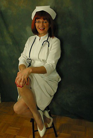 Mature Nurse Photos
