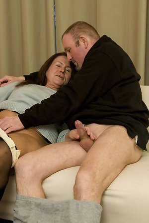 Mature Handjob Photos