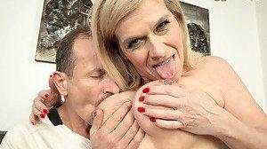 Sucking Tits Photos