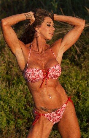 Mature Bodybuilder Photos