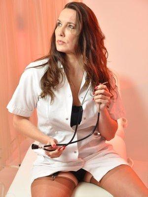 Mature Nurse Photos
